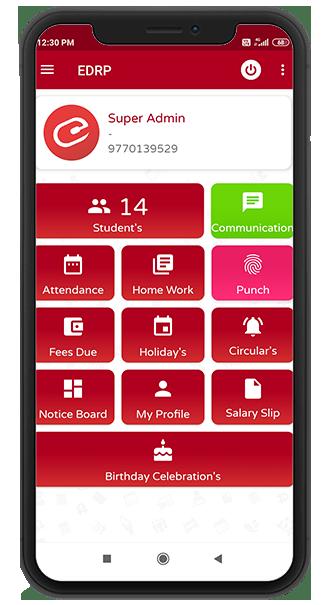 EDRP Teachers App