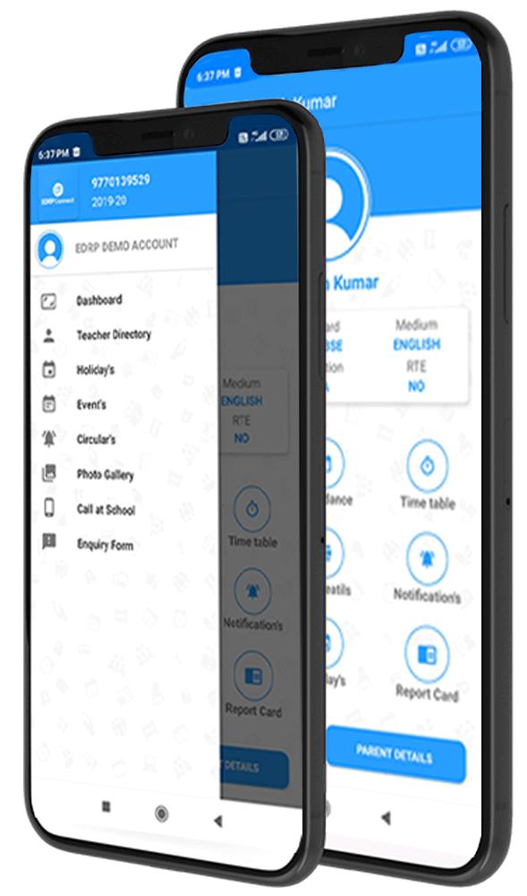 EDRP Connect App