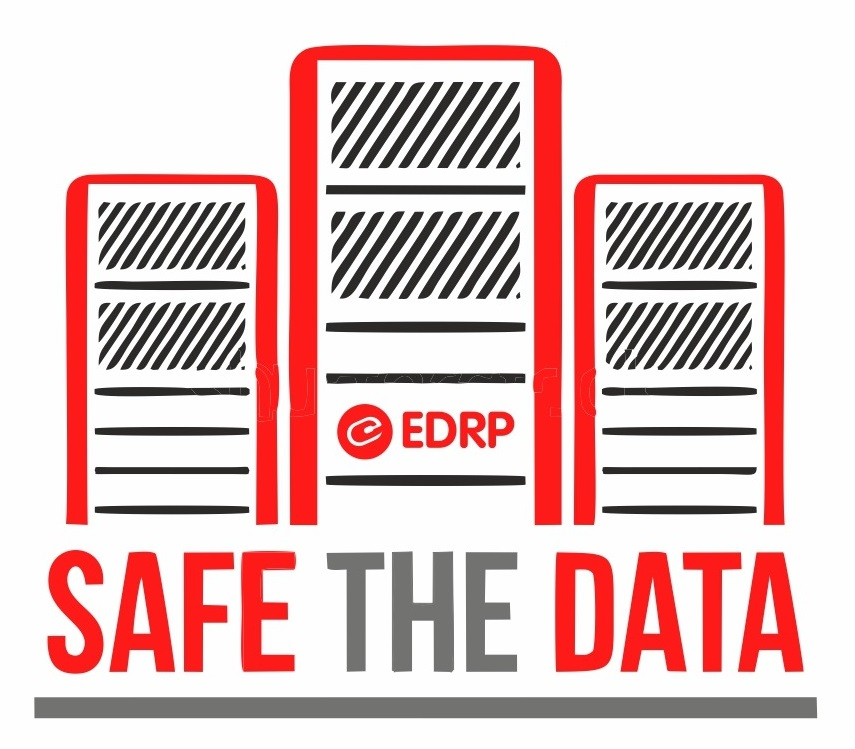 data safe with edrp